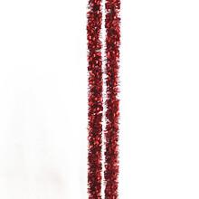 茜草彩条用品pvc防火环保不褪色圣诞装饰品批发厂家直销图片