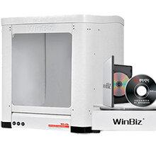 winbiz智能360度旋转摄影台图片