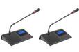 海天河南总代理,河南帝迈音响,海天数字会议系统-HT-7600Bc、HT-7600Bd-列席单元