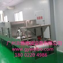 竹制品干燥软化设备微波杀菌微波干燥机
