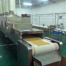 五谷杂粮烘焙设备,五谷杂粮熟化机生产线图片