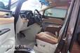 西安商务车内饰改装,别克GL8改装航空座椅、沙发床