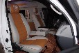 西安福田商务内饰改装航空座椅、游艇木地板、内饰改色软包