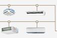 西安日立家用中央空调,日立FLEXMULTI系列变频多联式中央空调