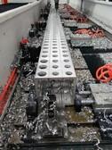 鋁型材加工中心懸臂式數控鑽床鋁型材自動鑽孔機
