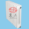 暖氣片QFGZ306工程鋼三柱暖氣片-冀上
