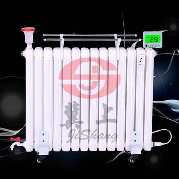 水电暖气片费电吗智能注水电暖气加热棒电暖气冀上采暖