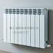 冀上压铸铝暖气片双金属采暖散热器防熏墙散热器