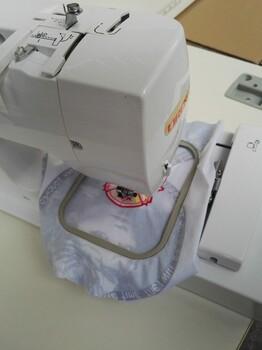 批发广州奥玲家用刺绣机