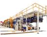 出口伊朗全自動瓦楞紙板生產線