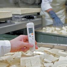 青岛路博德国德图testo106防水型食品中心温度计代理销售图片