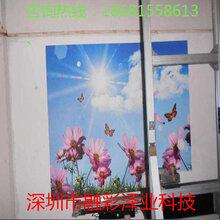 创业赚钱广告墙体万能数码印刷机户外墙体喷绘机背景墙体彩绘机