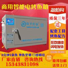 郑州市玖子仟弘纳米碳纤维智能烤鱼箱,双面电烤鱼,两面焦黄图片