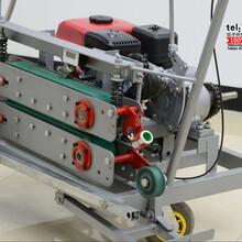 电缆牵引机光缆牵引机管道拉线机厂家直销图片