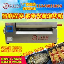 烤鱼箱耐腐蚀,设计豪华,热效高、清洗方便、易维护,使用寿命长、图片