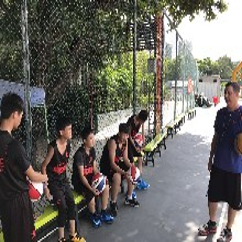 深圳篮球培训,篮球夏令营,哈林秀王国际英语篮球培训
