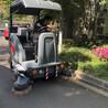 柳州电动扫地车有助于提高保洁员工作效率