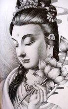 福清刺古纹身图片