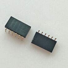 深圳排针排母连接器厂家应用的接触件材料
