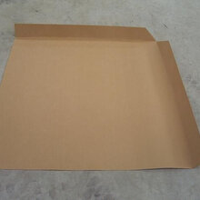 龙岗坂田纸滑板厂家秀峰纸滑托批发李朗高克纸滑板C001奇昌纸制品图片