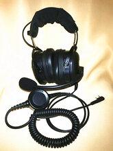 亿声YS-DJ-03H重型头戴式对讲机耳机图片