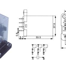 电磁继电器JQX-38F