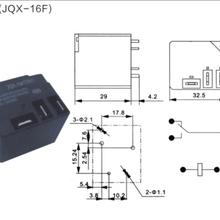 电磁继电器T91(JQX-16F)