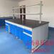 運城化學實驗室邊臺檢驗室鋼木實驗臺通風柜試劑架水槽
