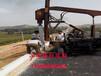生产太原阳曲娄烦公路波形护栏双波热镀锌钢板护栏含安装