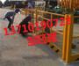 潮州路障栏杆批发广州锌钢护栏热销东莞临时警示栏图片