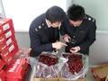 智利葡萄进口报关公司图片