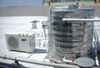 300人大型商用空气能热水工程热水解决方案