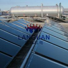 江门太阳能平板热水器平板集热器太阳能热水工程