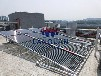 太陽能真空管熱水器太陽能熱水工程