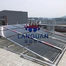 太阳能真空管热水器太阳能热水工程