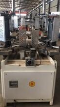 低價出售二手木工機械設備高頻框架組合燦高組框機圖片