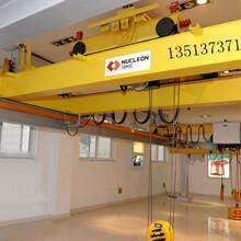 厂家供应CXT欧式起重机双梁起重机质量可靠定制各种规格起重机图片