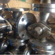 供应河南鹤壁厂家不锈钢三通旋塞阀X44W图片