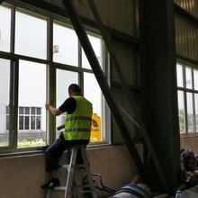 上海工厂开荒保洁报价、工厂玻璃清洗哪家好图片