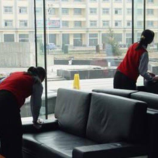 军威陆家嘴大厦日常保洁