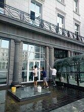 上海外墙清洗专业外墙玻璃幕墙清洗外墙玻璃窗清洗图片