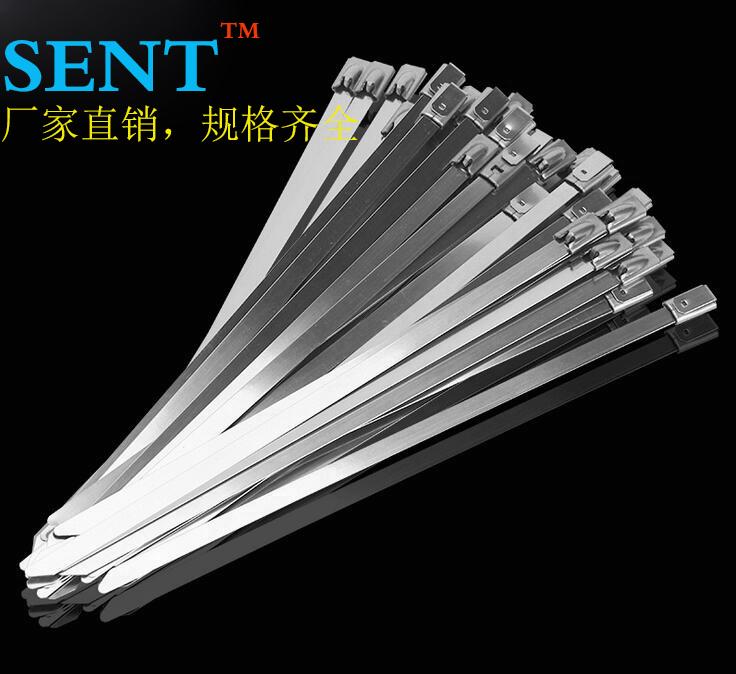 浙江304不锈钢扎带厂家直销10150船用自锁扎带价格优惠-珠型扎带报
