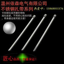 广州不锈钢扎带广东优质金属扎带厂家特殊扎带7.9500mm