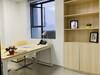 前海精裝辦公室直租3人間1480元,可注冊前海公司