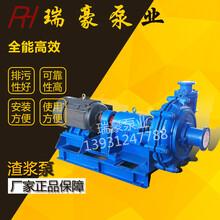 产地直销耐酸渣浆泵除灰渣泵高扬程立式泥浆泵精煤磁选尾矿泵