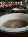 廠家專供工業爐鋼包蓋內襯備襯陶瓷纖維耐火棉