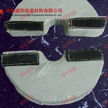 直销北京,可重复使用设备保温包,管道、阀门、汽轮机、罐体、法兰硅酸铝纤维保温包图片