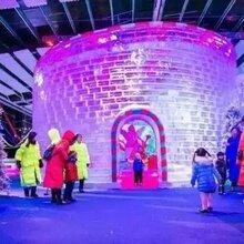 徐州夏季室内冰雕展冰雪节设备租赁出租制作安装