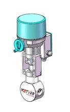 德国VATTEN法登阀门-新品-浓水调节阀-适用于高浓度污水图片
