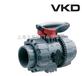 VKD系列意大利FIP手动球阀意大利FIP代理
